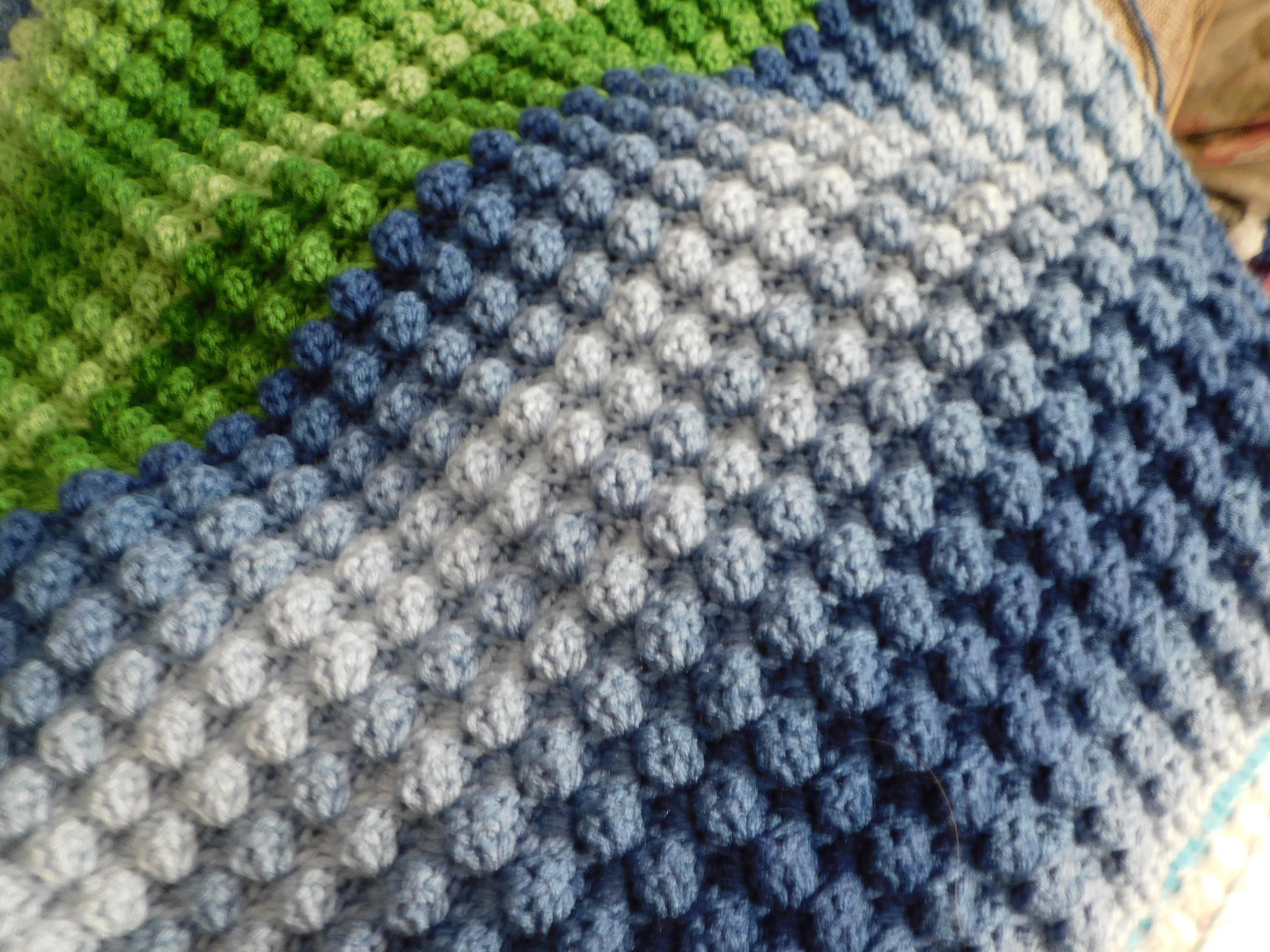 Project Linus Blanket #39 Detail