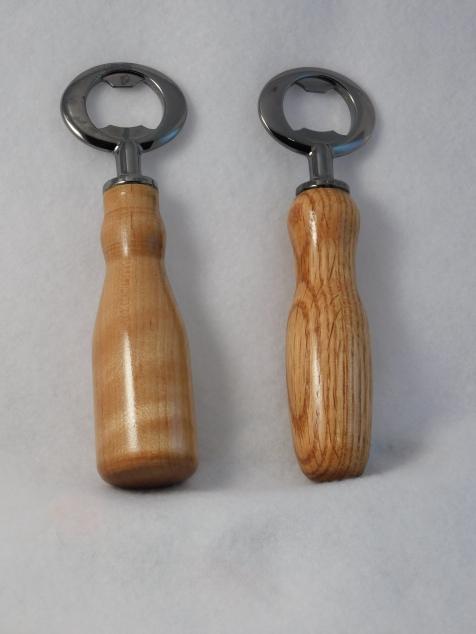 Turned Bottle Openers 10-12-21